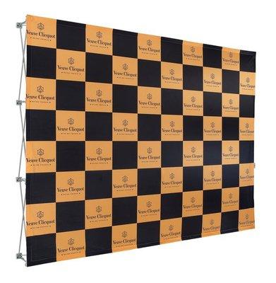 Fabric Pop-Up 3x3