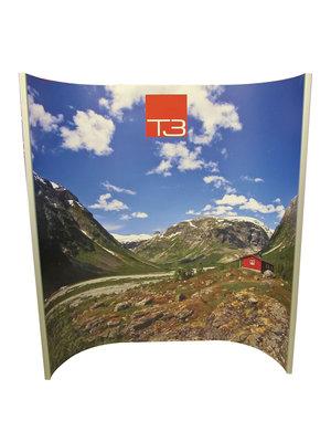 T3-800-A Presentatiewand