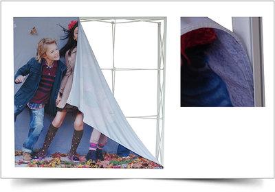 New Fabric Pop-Up 3x3